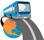 NYC Charter Bus - Logo